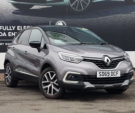 USED 2019 (69) RENAULT CAPTUR 1.3 TCE 130 S EDITION 5DR IN LINWOOD