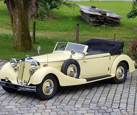 SPORT CABRIOLET, ONE OF 4 RHD EXAMPLES!