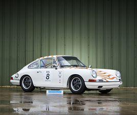 1965 PORSCHE 911 - 1965 PORSCHE 911 2.0 FIA RACECAR