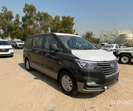 HYUNDAI H-1 BRAND NEW FOR SALE: AED 93,000