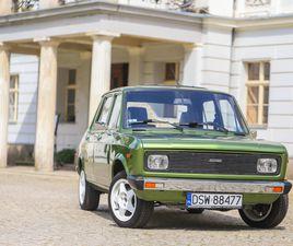 ZASTAVA 1100 GTL 55 1985 - 16800 PLN - ŚWIDNICA - GIELDA KLASYKÓW