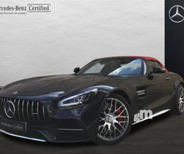 MERCEDES-BENZ MERCEDESAMG GT AMG GT C ROADSTER