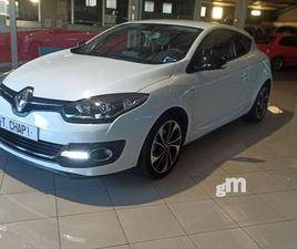 RENAULT MEGANE COUPE BOSE ENERGY DCI 130 SS