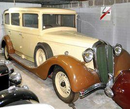 DELAHAYE 148 LANDAULET - 1933