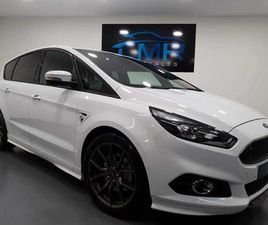 2019 FORD S-MAX ST-LINE ECOBLUE AUTO, PRICE: €37,950 2.0 DIESEL FOR SALE IN WEXFORD ON CAR