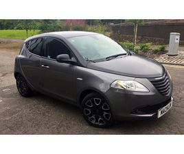 USED 2013 CHRYSLER YPSILON 1.2 S-SERIES 5DR HATCHBACK 8,188 MILES IN OTHER FOR SALE | CARS
