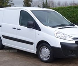USED 2016 CITROEN DISPATCH 1000 L1H1 EN-RIS NOT SPECIFIED 108,000 MILES IN WHITE FOR SALE