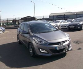 HYUNDAI I30 CROSSWAGON ELITE 4DR FOR SALE IN LIMERICK FOR €11950 ON DONEDEAL