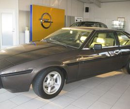 ANDERE BITTER SC 3,0 AUTOMATIK COUPE
