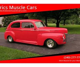 FOR SALE: 1941 FORD SUPER DELUXE IN CLARKSBURG, MARYLAND