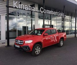 2018 MERCEDES X-CLASS X250 PROGRESSIVE FOR SALE IN WESTMEATH FOR €44500 ON DONEDEAL