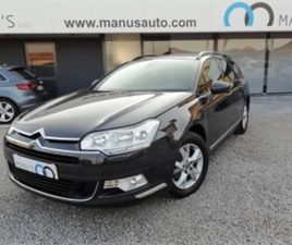 CITROËN C5 TOURER 1.6 HDI SEDUCTION