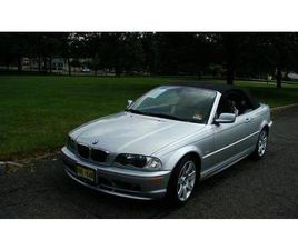2003 BMW 325I CONVERTIBLE