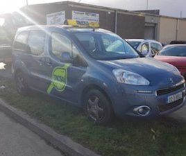 2013-16 PEUGEOT PARTNER WHEELCHAIR TAXI'S SALE FOR SALE IN DUBLIN FOR €8500 ON DONEDEAL