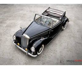 1953 MERCEDES-BENZ 220A FOR SALE