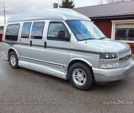 CHEVROLET EXPRESS EXPLORER 5.3 V8 220KW