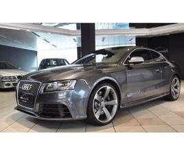 AUDI, RS5, 4.2 V8 FSI 450CH QUATTRO, OCCASION, ESSENCE, 2011, 89950 KM, 35490 €, NEUVE-CHA