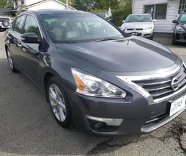 USED 2013 NISSAN ALTIMA 2.5 SL LEATH, S/ROOF,NAV, H/SEAT