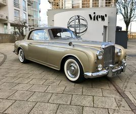 CONTINENTAL 2 DOOR COUPE BY PARK WARD