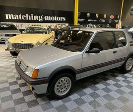 PEUGEOT 205 GTI 1.6 105 OCCASION