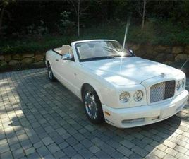 FOR SALE: 2007 BENTLEY AZURE IN CADILLAC, MICHIGAN