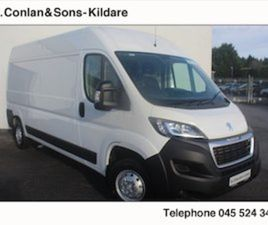 PEUGEOT BOXER 2.0 LITRE DIESEL FOR SALE IN KILDARE FOR €19268 ON DONEDEAL
