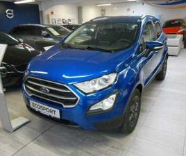 FORD ECOSPORT TREND ECOBOOST