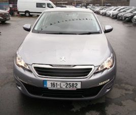 PEUGEOT 308 ACCESS 1.6 BLUE HDI 100 4D FOR SALE IN LIMERICK FOR €14950 ON DONEDEAL