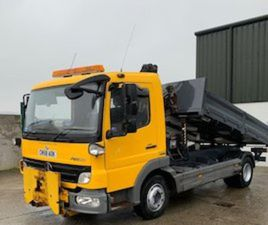 2008 MERCEDES ATEGO 10.5 TONNE TIPPER GRAB FOR SALE IN DOWN FOR € ON DONEDEAL