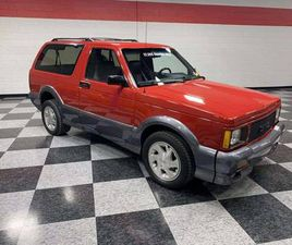 1992 GMC TYPHOON SUV