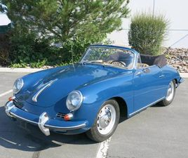 1962 PORSCHE 356B FOR SALE