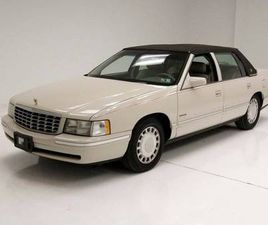 1997 CADILLAC SEDAN DEVILLE FOR SALE