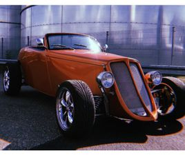 HOT ROD FORD ROADSTER
