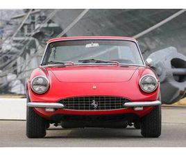 1969 FERRARI 365GTC FOR SALE