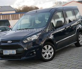 FORD TOURNEO CONNECT BEHINDERTENUMBAU ORG.4.700KM/PDC