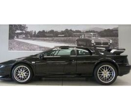 LOTUS LOTUS ESPRIT V8 ORIGINAL 22000KM !!!