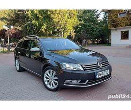 VW PASSAT HIGHLINE EURO5 170CP