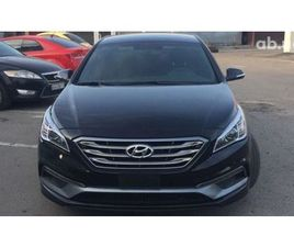 HYUNDAI SONATA 2.0 T GDI AT (245 Л.С.) 2017