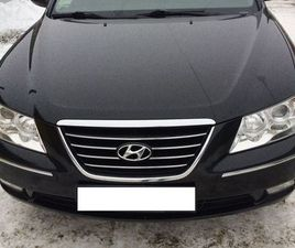 HYUNDAI SONATA 2.0 AT (162 Л.С.) 2008