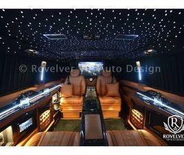 MERCEDES-BENZ V300 4MATIC EXTRALANG ©ROVELVER ROYAL SC VIP VAN