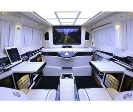 MERCEDES-BENZ V 300 EXTRALANG ©ROVELVER ZENIT MB VIP VAN