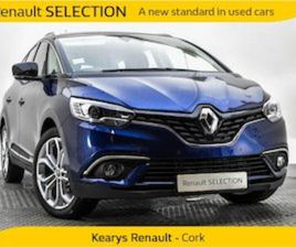 RENAULT GRAND SCENIC ICONIC TCE 140 GPF MY18 4DR FOR SALE IN CORK FOR €25900 ON DONEDEAL