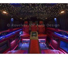 MERCEDES-BENZ V300 4MATIC EXTRALANG ©ROVELVER EXCLUSIVE SK VIP