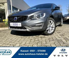 VOLVO S60 CROSS COUNTRY D4 AWD GEARTRONIC