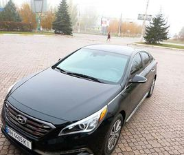 HYUNDAI SONATA 2.4 GDI AT (185 Л.С.) 2015