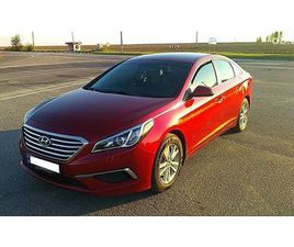 HYUNDAI SONATA 2.4 GDI AT (185 Л.С.) 2016