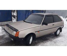 ЗАЗ 1102 1.3 MT (66 Л.С.) 1993