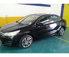 CITROËN C4 1.6 THP EXCLUSIVE FLEX AUT. 4P - R$ 76.900,00