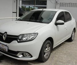 RENAULT LOGAN 1.6 DYNAMIQUE HI-POWER 4P - R$ 35.000,00