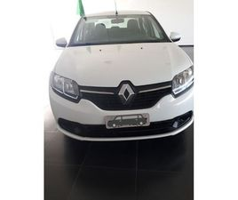 RENAULT LOGAN 1.6 EXPRESSION HI-POWER EASY-R 4P - R$ 34.900,00